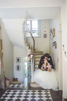 Manor House Intimate Wedding | Image by Mateos Wedding Photography