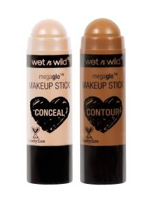 Wet n Wild MegaGlo Makeup Stick - Conceal and Contour