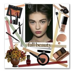 """Fall beauty"" by bogira ❤ liked on Polyvore"