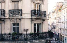 Paris Photography, Room with a view in the Marais, Paris Balcony Paris Apartment, travel, europe, neutral hues, paris print - paris wall ar