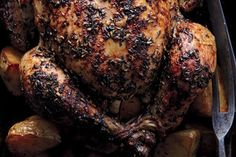 Make Juicy, Tender Rotisserie Chicken at Home—No Gadgets Required