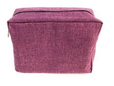 N. Gil Large Travel Cosmetic Pouch Bag 2 (Stone Wash Cherry). For product & price info go to:  https://beautyworld.today/products/n-gil-large-travel-cosmetic-pouch-bag-2-stone-wash-cherry/