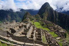 Machu Picchu. Taken by myself with a Sony NEX-5RK/WQ.