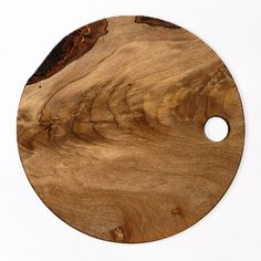 Wood cutting boards are safer to use then plastic because the wood naturally resists bacteria!