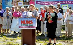 Fifty years later and still a Nun on the Bus | National Catholic Reporter