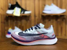 6d0db1df8706 Nikelab Zoom Fly SP Neutral Indigo In Purple Orange Running Shoes