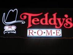Teddy's Restaurant, Rome, NY...the girls and I STILL talk about this wonderful food!