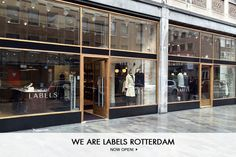 We are labels - Meent Rotterdam