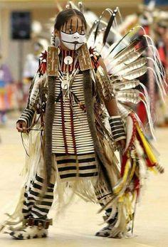 Proud Native American Boy