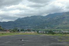 The mountains south of San Jose.