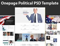 Ethics – One Page Political PSD Template is a beautiful, clean and modern designed in Photoshop with a modern look. This template is powered by Bootstrap Most suits for the political campaign, political activities, political persons, political news et… Political Campaign, Political News, Landing Page Html, First Page, Psd Templates, Working On Myself, New Work, Politics, Behance