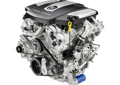 Cadillac delivers 420 hp with new twin turbo engine - http://f3v3r.com/2013/03/18/cadillac-delivers-420-hp-with-new-twin-turbo-engine/