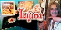 LUJURIA: Edición en vinilo nuevo disco y más novedades