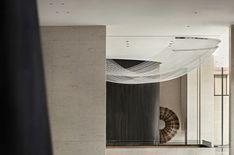 首发丨万科观湖, 隐逸都市的山水秘境!【环球设计2299期】 Guiyang, Park Avenue Apartment, Sales Center, Sales Office, Rubik's Cube, Blinds For Windows, Wooden Art, Design Lab, Visual Effects