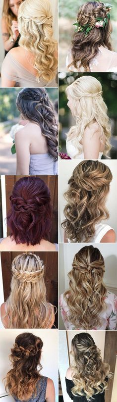 half-up-half-down-wedding-hairstyles-from-Hair-and-Makeup-Girl.jpg 600×2,065 pixels