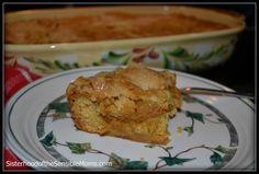Pumpkin Pie Cake - Sisterhood of the Sensible Moms