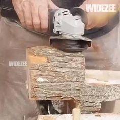 Tired of carving woods by using hand tools? This powerful 6 Teeth Wood Carving Disc is designed to mount on a standard electric angle grinder and provide rapid