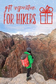 Hiking gifts for christmas