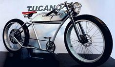 Bicicleta Electrica Cafe Racer Biko n.14 (Precio descontado para ser unidad de exposición)