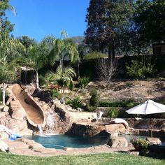 Our backyard paradise