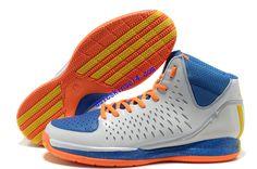 superior quality eca40 46ba8 Adidas Adizero Rose 3.0 Running White Orange Blue Yellow Derrick Rose Shoes  2013 $63.91 D Rose