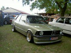 BMW Alpina 3-Series (E21)
