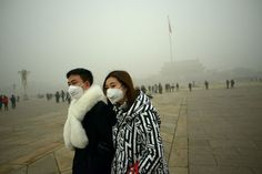 Beijing Issues 'Red Alert' Smog Warning Amid Growing Public Anger - 8 décembre 15