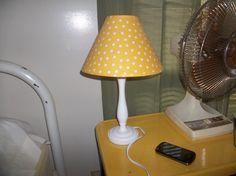 my yellow pokaed lamp...