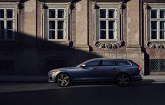 Prachtig: Volvo presenteert S90 en V90 in sportieve R-Design trim