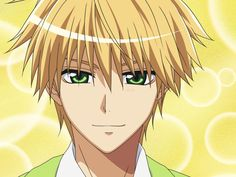 Usui Takumi, the pretty boy from Maid Sama who's one of the most entertaining characters form the show. Here are 5 Usui Takumi Quotes That Are Meaningful. Boys Anime, Manga Boy, Manga Anime, I Love Anime, Me Me Me Anime, Misaki, Usui Takumi, Otaku, Gekkan Shoujo