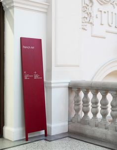 Cartlidge Levene: Bristol Museum & Art Gallery Wayfinding & Signage