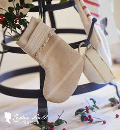 Cedar Hill Ranch: Homespun Christmas - Handmade Holidays