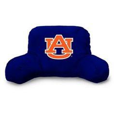 Auburn University Tigers War Eagle Bed Rest Pillow Bedrest