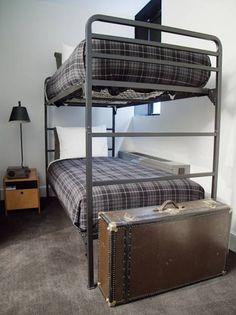 metal camp bunks