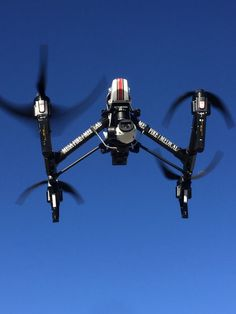 Technology News: Area police, firefighters using drones |  Breaking News | World News | News Today | Latest News | Daily News