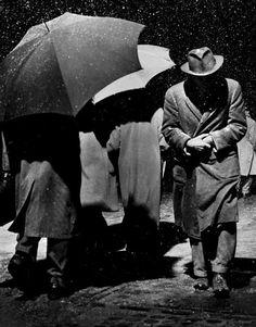 USA. New York City. 1950.