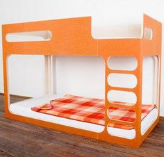 Image result for plywood bunk bed