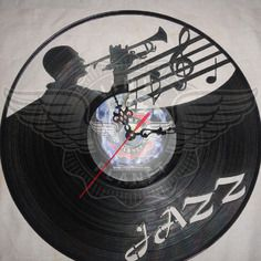 23,00 € Horloge vinyle décoration Jazz