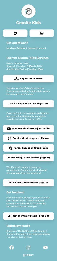 Community Organizing, Kids Online, Non Profit, Granite, Landing, Organization, Messages, Youtube, Getting Organized
