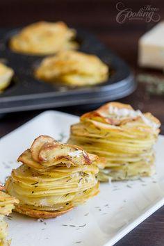 Parmesan Potato Stacks-1