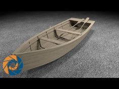 How to create a row boat - YouTube