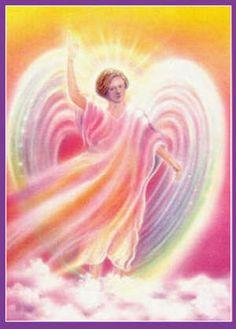 ARCÁNGEL CHAMUEL Dia: Martes Planeta: Marte Su nombre significa: El que ve a Dios. Es el Arcángel de la LLAMA ROSA y su complemento es CARIDAD. Sus cualidades: Omnipresencia, Compasión, Caridad, Amor. Su Rayo se magnetiza o magnifica el día Martes. Su chakra es el del Corazón (4º chakra). Se lo invoca especialmente para Comprensión, Armonía, Amor.