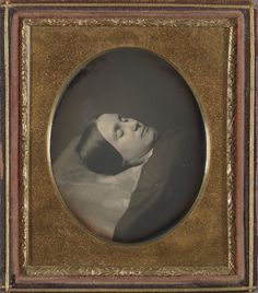 Postmortem ca 1845/1850 (Rijksmuseum A'dam)