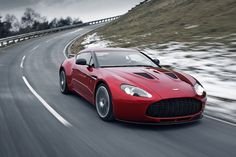 Aston Martin V12 Zagato, Not your mommy's car! Can I please?