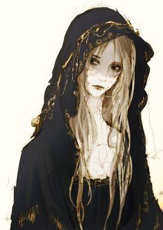 Dark Souls 3 - Prince Lothric by Bani-Chan /http://hachimitsubani.tumblr.com/