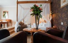 B&B at Springhill Court Hotel One of the most appreciated hotels in Kilkenny, this modern hotel welcomes guests with rooms designed to enchant and facilities meant to unwind. Hotels, Parties, Party Ideas, Rooms, Modern, Furniture, Design, Home Decor, Fiestas