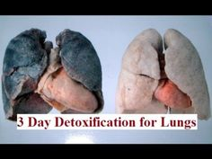 Clean Your Lungs Easily In Just 3 Days - YouTube