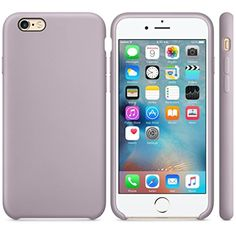 iPhone #6S #Case #iPhone #6 #Case #Welcomeuni #Ultra-thin #Silicone #Case #CoviPhone 6S Case ,iPhone 6 Case, Welcomeuni Ultra-thin Silicone Case Cover Skin For iPhone 6S & 6 4.7inch (Purple)