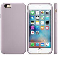 iPhone #6S #Case #iPhone #6 #Case #Welcomeuni #Ultra-thin #Silicone #Case #CoviPhone 6S Case ,iPhone 6 Case, Welcomeuni Ultra-thin Silicone Case Cover Skin For iPhone 6S & 6 4.7inch (Purple)