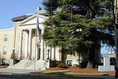 York County (SC) Courthouse